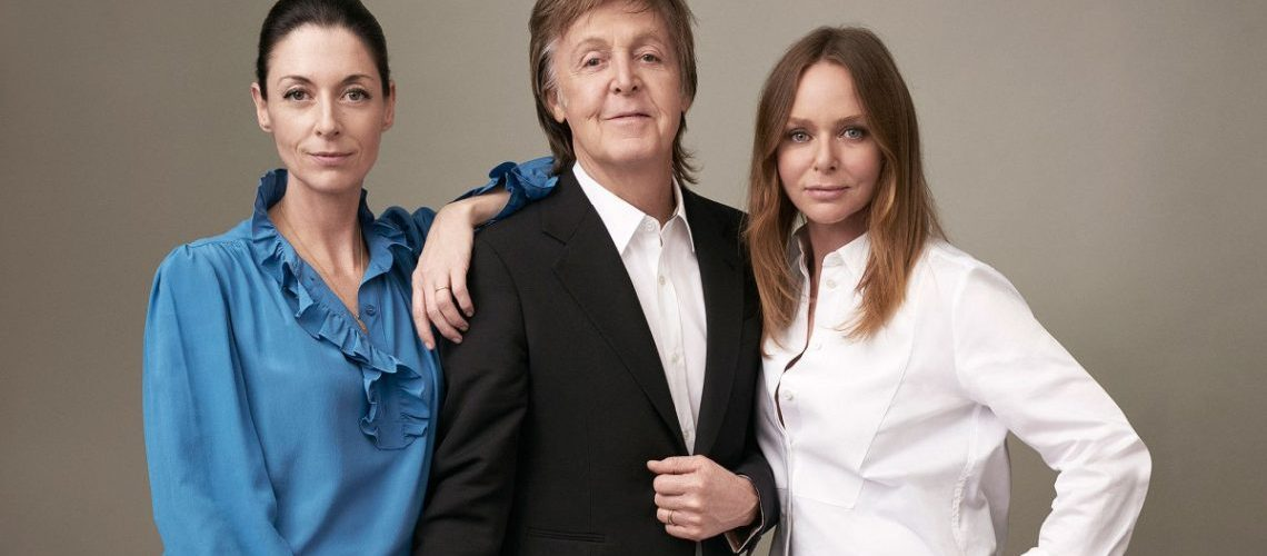 'One Day a Week' feat. the McCartney family, Woody Harrelson and Emma Stone