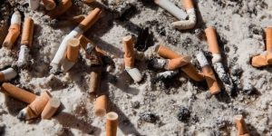 Cigarette Butts Are Worse For the Oceans Than Straws