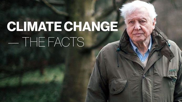 BBC One - Climate Change -The Facts