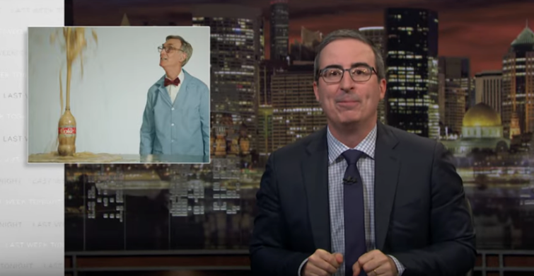 Green New Deal: Last Week Tonight with John Oliver